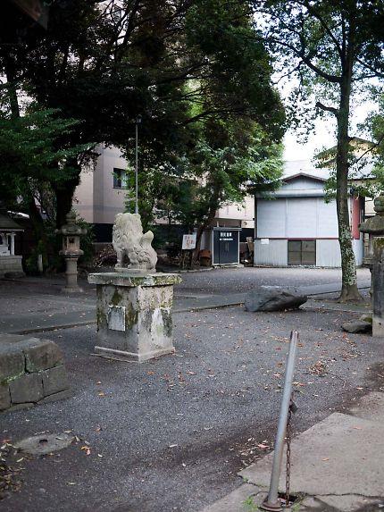セッシャー1 神社