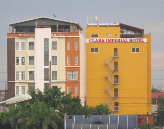 Clark Imperial hotel0727121