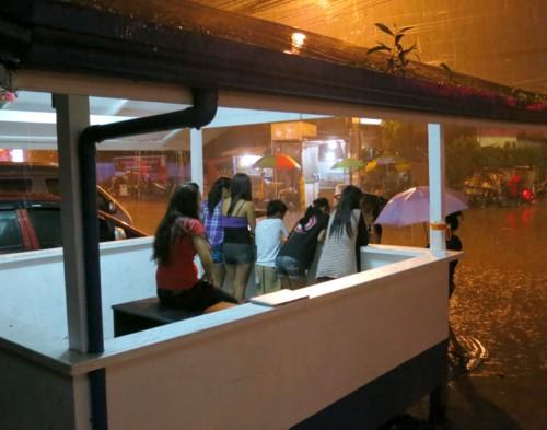 Rain shelter091912