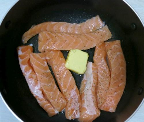 Norwegian salmon chingensai1