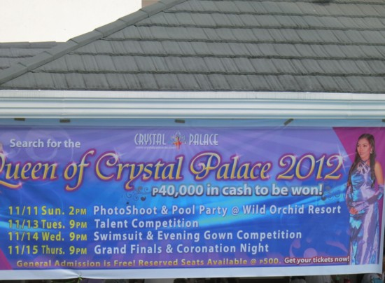Queen of crysta Palace2012127
