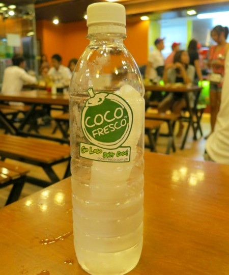 coco water ice