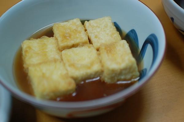 豆腐の日だけに