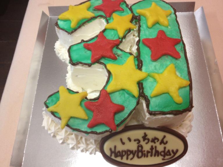 31ケーキ」