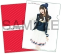 NANA MIZUKI LIVE FLIGHT×FLIGHT+ 文教堂(アニメガ)特典「A4クリアファイル」