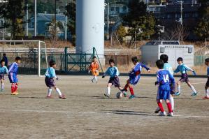 2011年度 青葉区少年サッカー冬季大会 U-10 準優勝