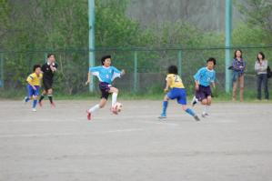 【2012年度 第39回横浜市春季少年サッカー大会 U12】 青葉FC Lブルー@保木グラウンド/少年サッカー