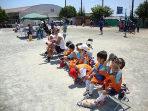 2011年度春季青葉区少年サッカー大会U8準優勝(決勝戦+表彰式)