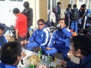 【青葉FC Photo album】2009年度 青葉FC初蹴り2010年1月9日(土)@すすき野小学校/少年サッカー