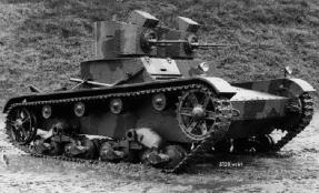 7TP双砲塔型