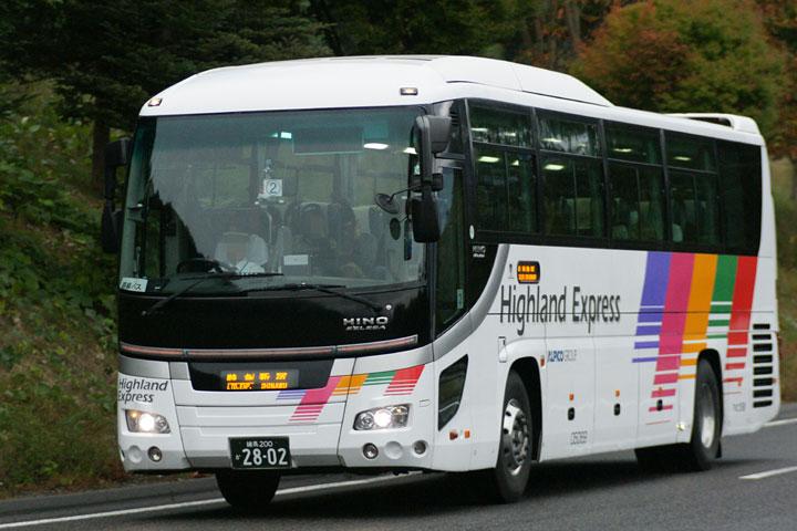 高速バス 新宿 松本