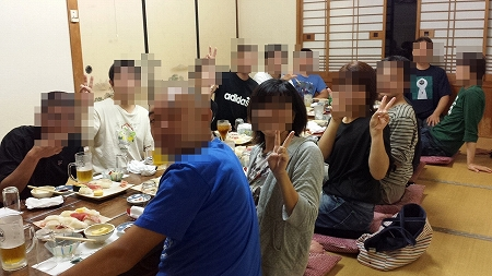 k松寿司宴会