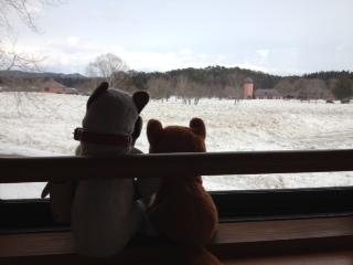 小岩井農場雪世界