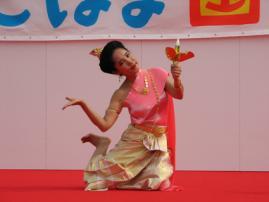タイ舞踊マーライ