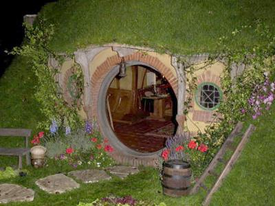 ホビットの冒険…ではなく家