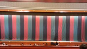 歌舞伎座2階から定式幕