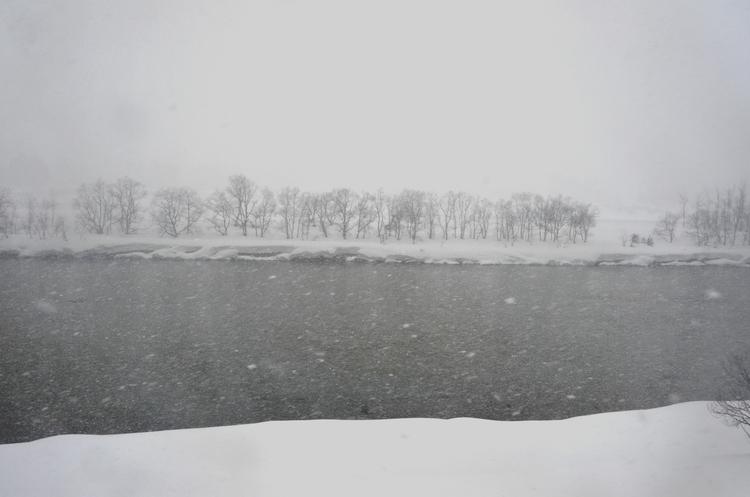 横殴りの雪-4