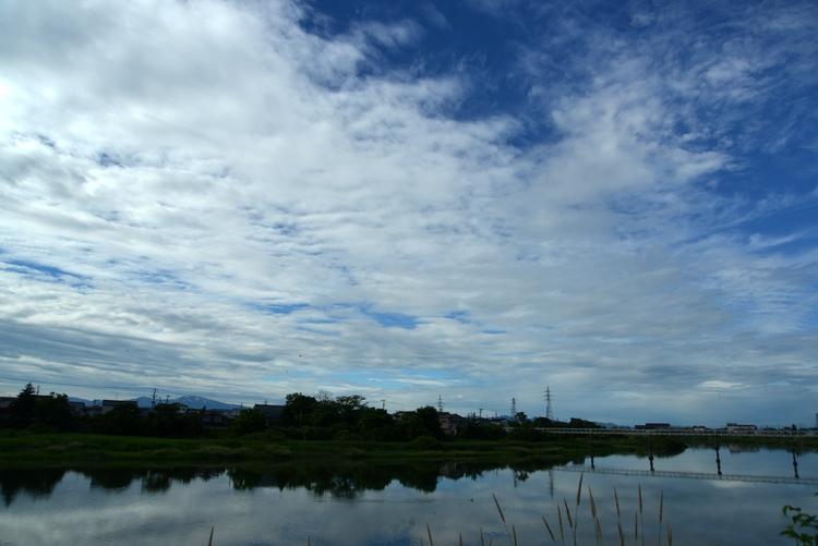 川と空と-4