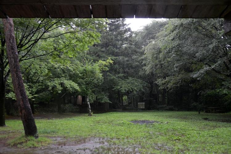 突然の雨-2