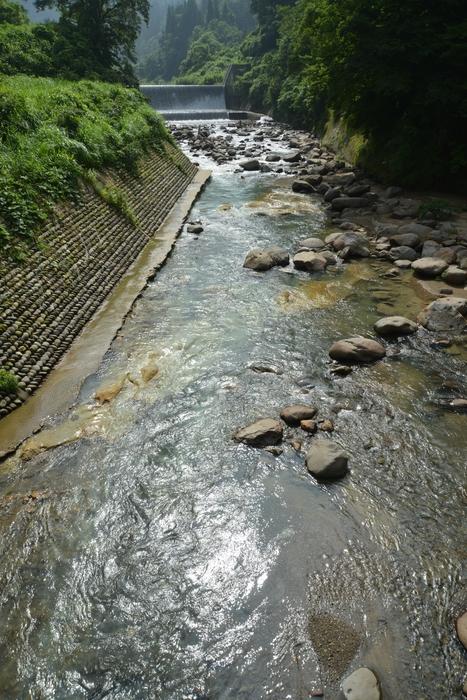 ダムのある清流-3
