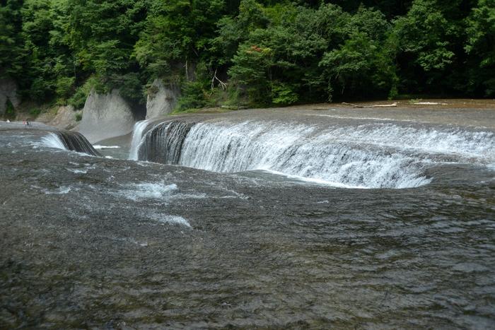 吹割の滝-2