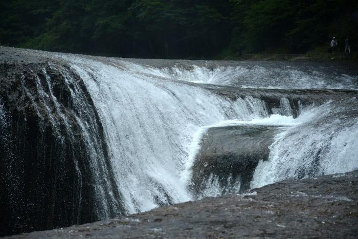 吹割の滝-3