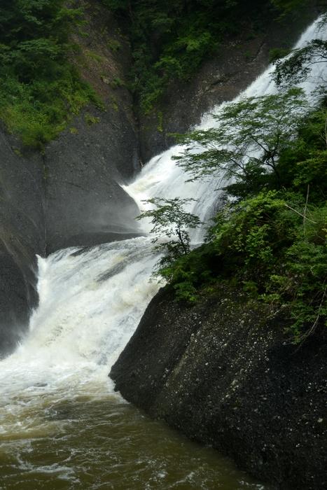 袋田の滝-2