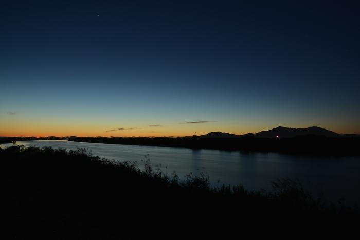 陽が暮れる-2