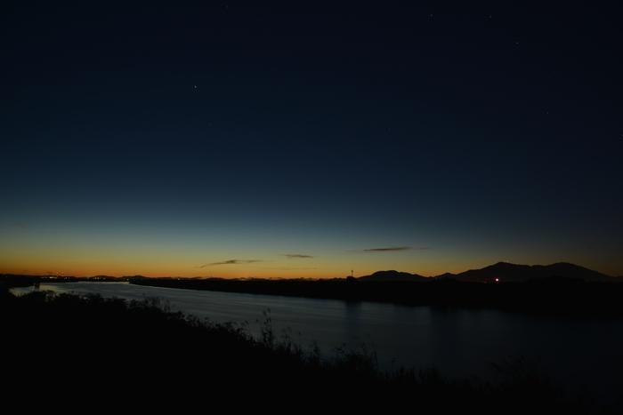 陽が暮れる-3