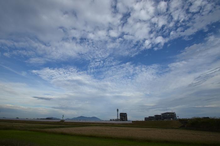 秋の雲-1