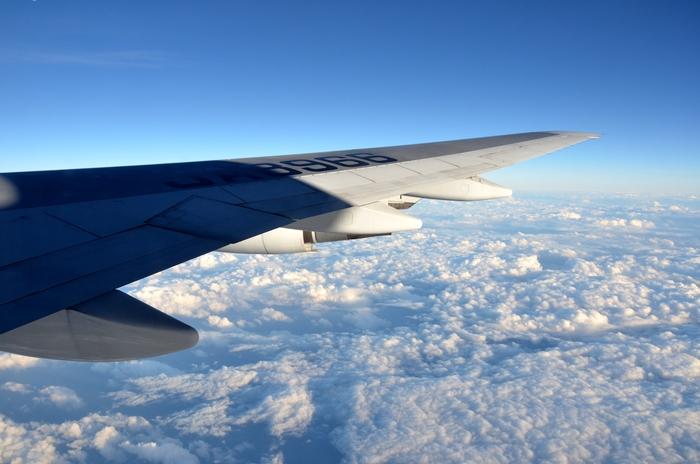 ジャンボ空の旅-2