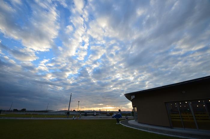 秋の雲-2