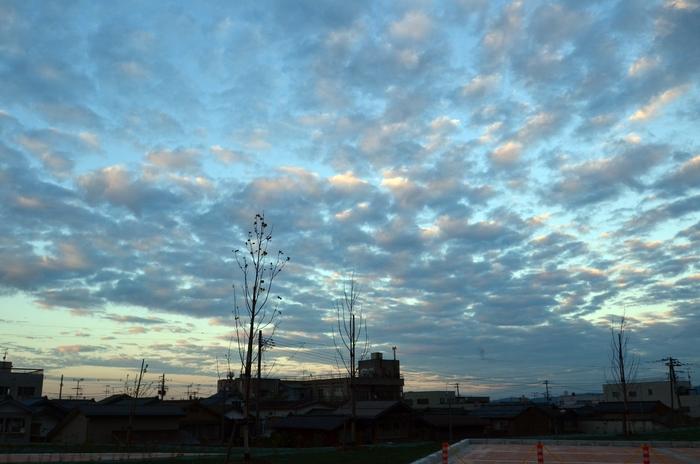 秋の雲-3