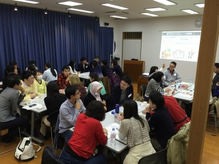 第402回 富山で異文化交流しよう! 富山県庁国際・日本海政策課
