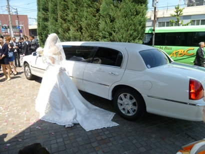 結婚式(2)