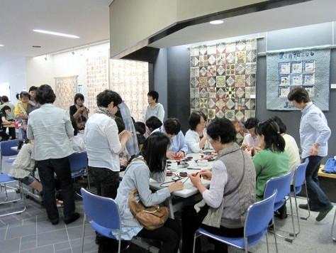 第1回熊野クラフトフェスティバル~キルト・ラグ・染めの祭典~2012 039