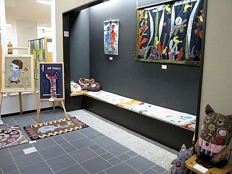 第1回熊野クラフトフェスティバル~キルト・ラグ・染めの祭典~2012 011