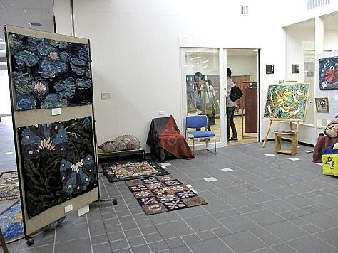 第1回熊野クラフトフェスティバル~キルト・ラグ・染めの祭典~2012 010