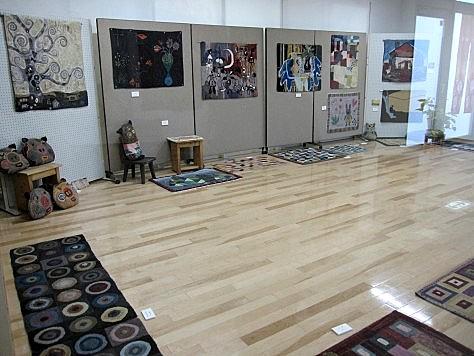 第1回熊野クラフトフェスティバル~キルト・ラグ・染めの祭典~2012 003