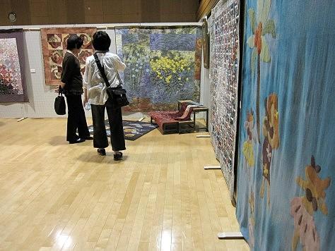 第1回熊野クラフトフェスティバル~キルト・ラグ・染めの祭典~2012 025