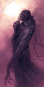 黒コートのサイボーグ