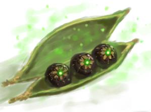 えんどう豆(コジマ風味