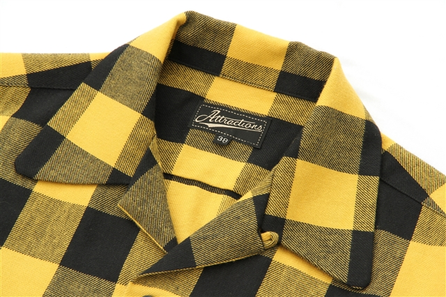 Lot238 BUFFALO CHECK SHIRT (1)
