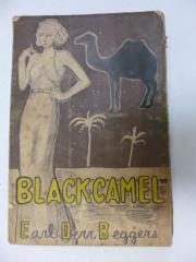 ビガアス 黒い駱駝 世界探偵傑作叢書4 昭和10年