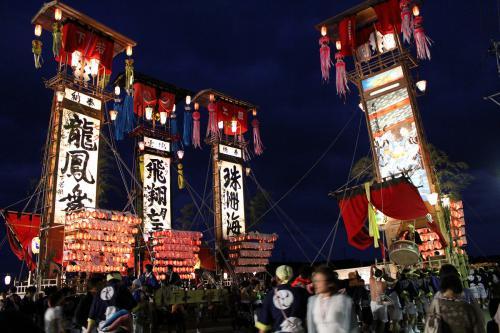 宝立七夕キリコ祭り2