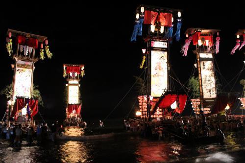宝立七夕キリコ祭り6