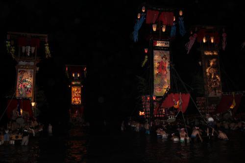 宝立七夕キリコ祭り5