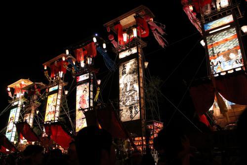 宝立七夕キリコ祭り4