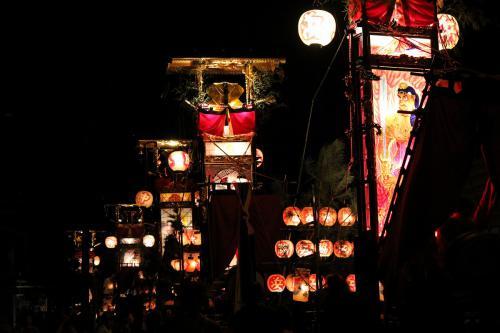 蛸島キリコ祭り4