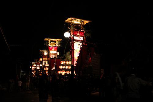 蛸島キリコ祭り3